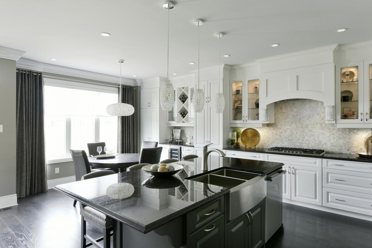 Transitional Kitchens – Potvin Kitchens